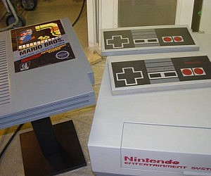 Nintendo Themed Furniture