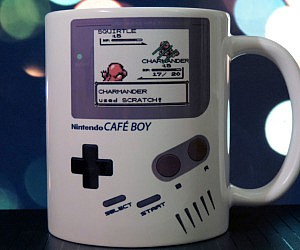 Nintendo Game Boy Coffee Mug