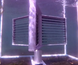 Ocean Current Power Generator
