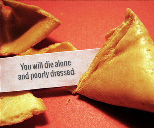 Offensive Fortune Cookies