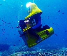 One Person Mini Submarine