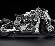 G2 P51 Combat  Fighter Motorcycle