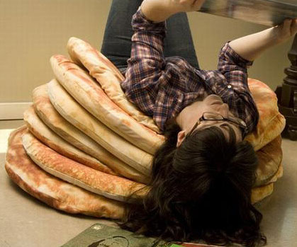 Giant Pancake Pillows