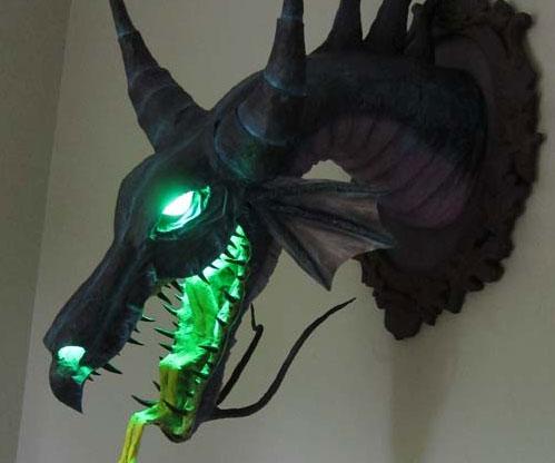 paper-mache-dragon