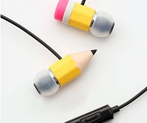 Pencil Ear Buds