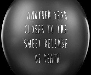 Pessimistic Balloons
