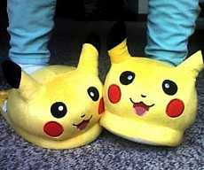 pikachu-slippers