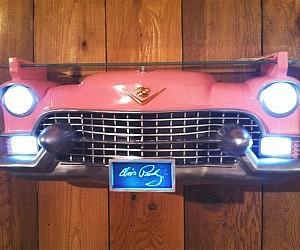 Pink Cadillac Shelf