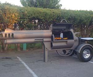 pistol-bbq-grill