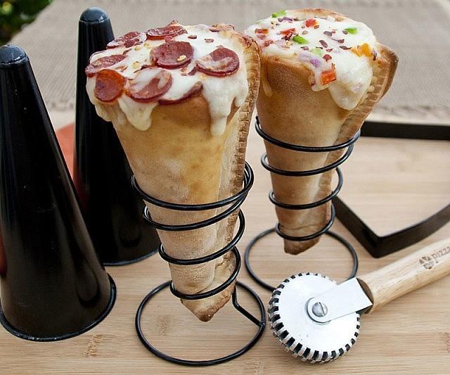 Pizza Cone Machine Pizza Cone Maker