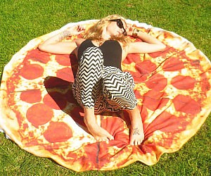 Pizza Towel