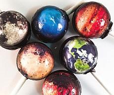 Planetary Lollipops
