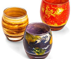 Planetary Shot Glasses