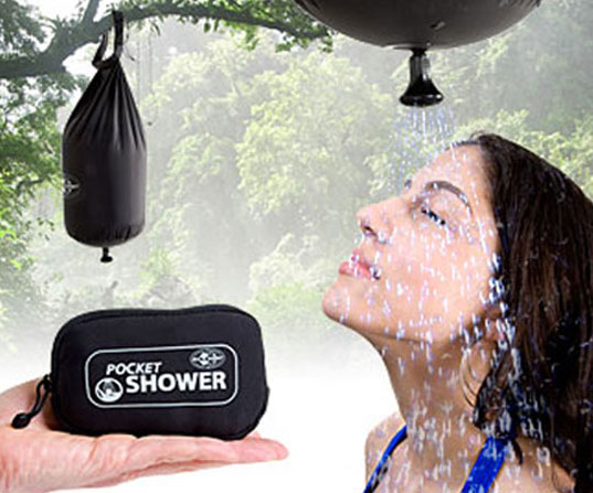 pocket-shower