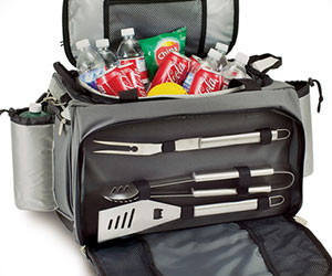 Ultimate Portable Tailgate Cooler