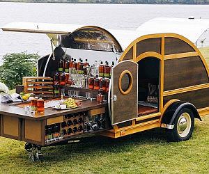 Portable Whiskey Bar