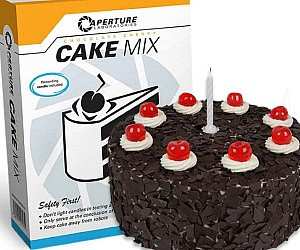 Aperture Laboratories Cake Mix