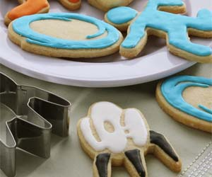 Portal Cookie Cutters