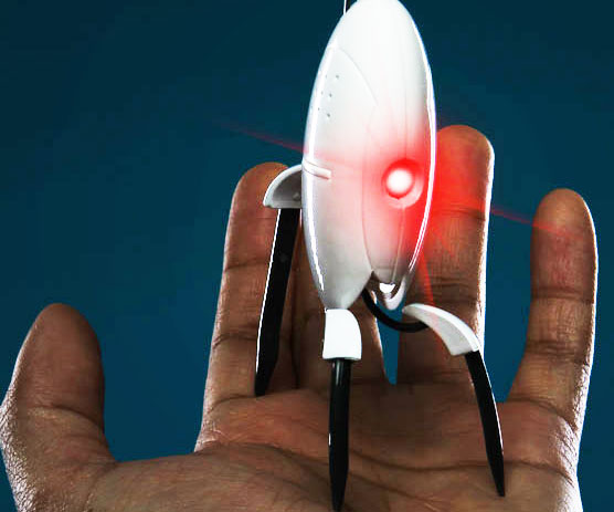 Portal Turret Flashlight