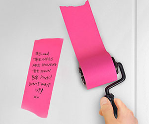 Post-It Note Roller