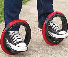 Futuristic Skateboard