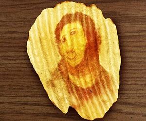 Miracle Jesus Potato Chip
