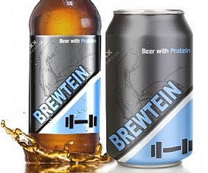 Protein Infused Beer