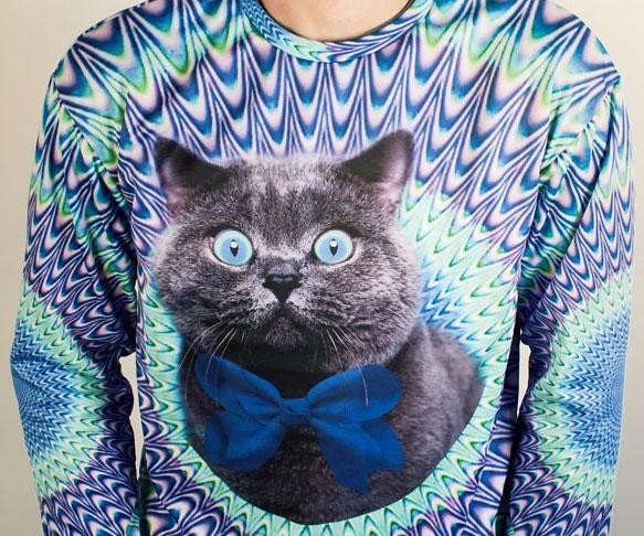 psychadelic-cat-sweater