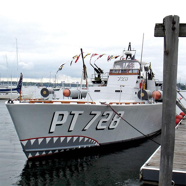 World War II PT Boat