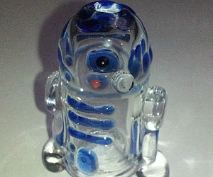 R2-D2 Smoking Pipe