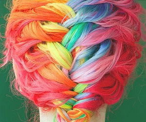 Hair Dying Chalk