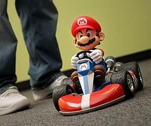 Radio Control Mario Kart