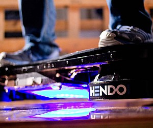 World's First Real Hoverboard