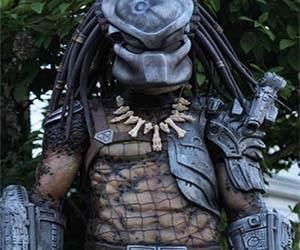Full Size Predator Costume