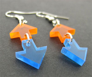 Reddit Upvote Downvote Earrings