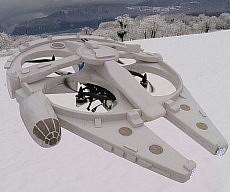 Radio Controlled Millennium Falcon
