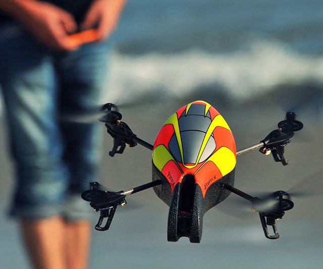Remote Control Quadricopter