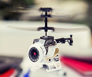 R/C Spy Camera Nano Helicopter