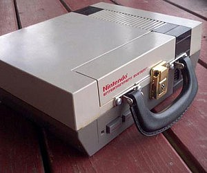 NES Lunchbox