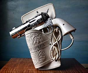 .357 Magnum Gun Hair Dryer