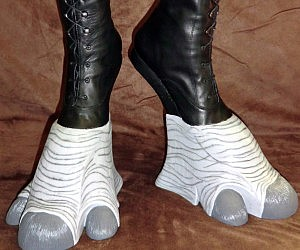 Rhino Hoof Boots