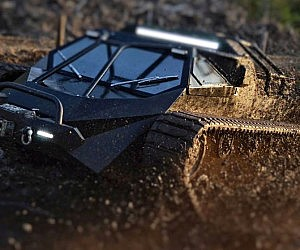 Luxury Off Road Tank