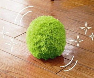 Robotic Floor Cleaning Mop Ball