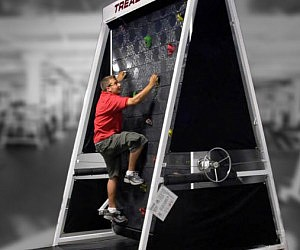 Rock Climbing Treadmill