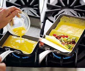Rolled Omelet Pan