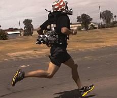 Runner's Jet Pack