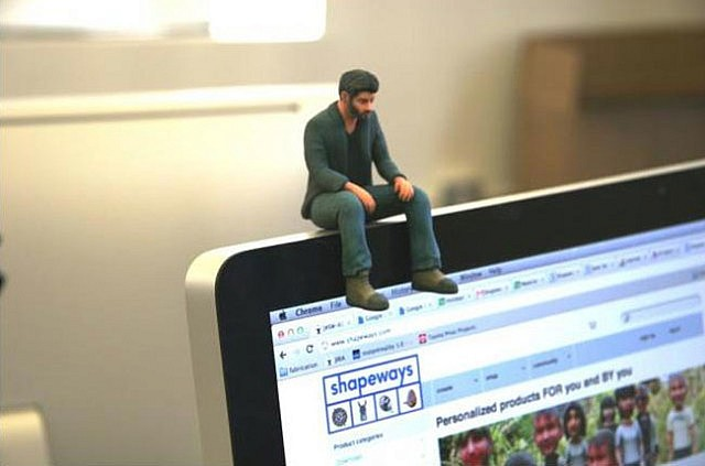 Sad Keanu Figurine