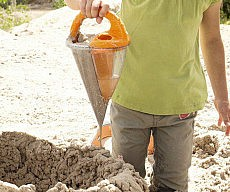 Sand Funnel Toy