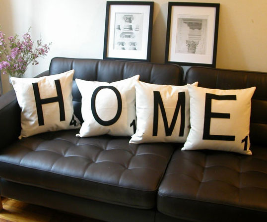 scrabble-pillows