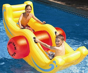 Seasaw Pool Rocker Toy
